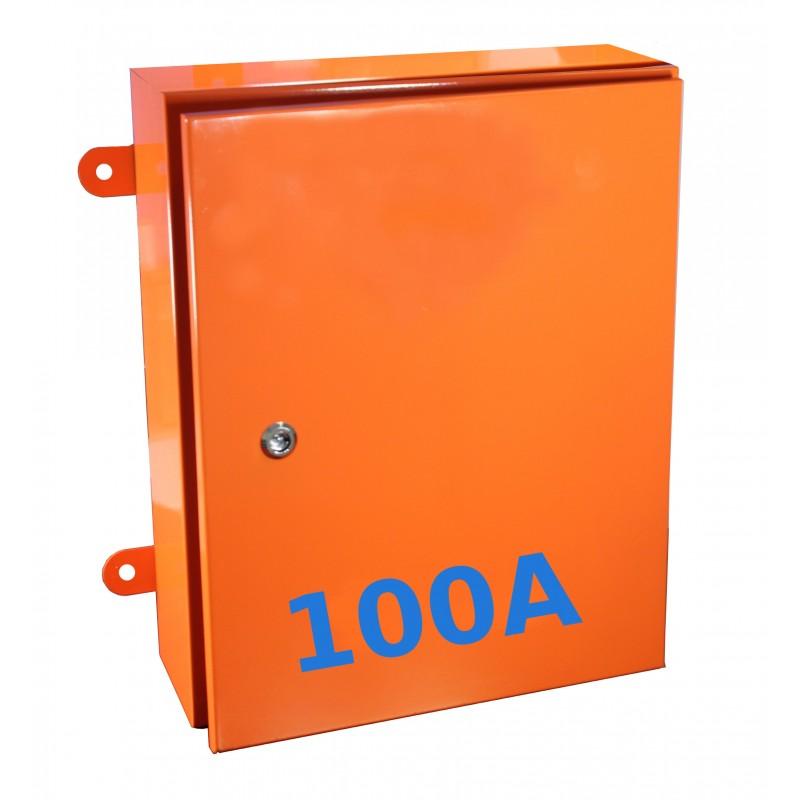 Układ SZR ATS 100A